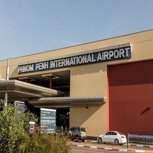 AÉROPORT PHNOM PENH – CAMBODGE