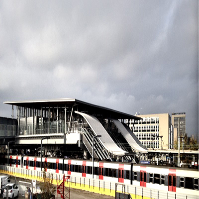 NANTERRE TRAIN STATION – FRANCE