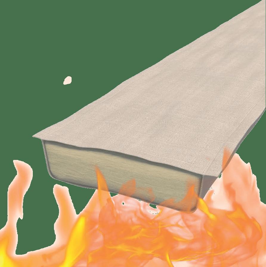 nappe coupe-feu SV pour le bâtiment