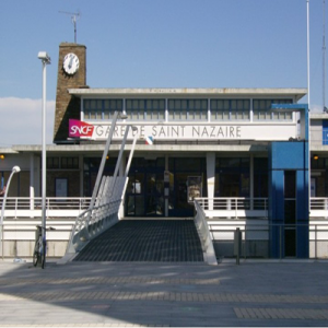GARE SAINT-NAZAIRE – FRANCE