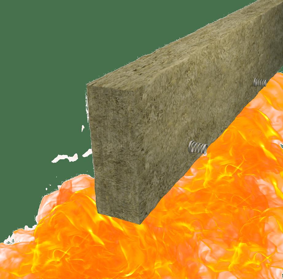 plaque coupe-feu pour le bâtiment