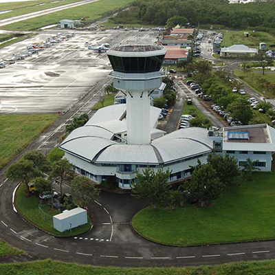 AEROPORT AIME CESAIRE FORT DE FRANCE