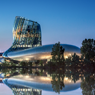 CITÉ DU VIN – BORDEAUX – FRANCE
