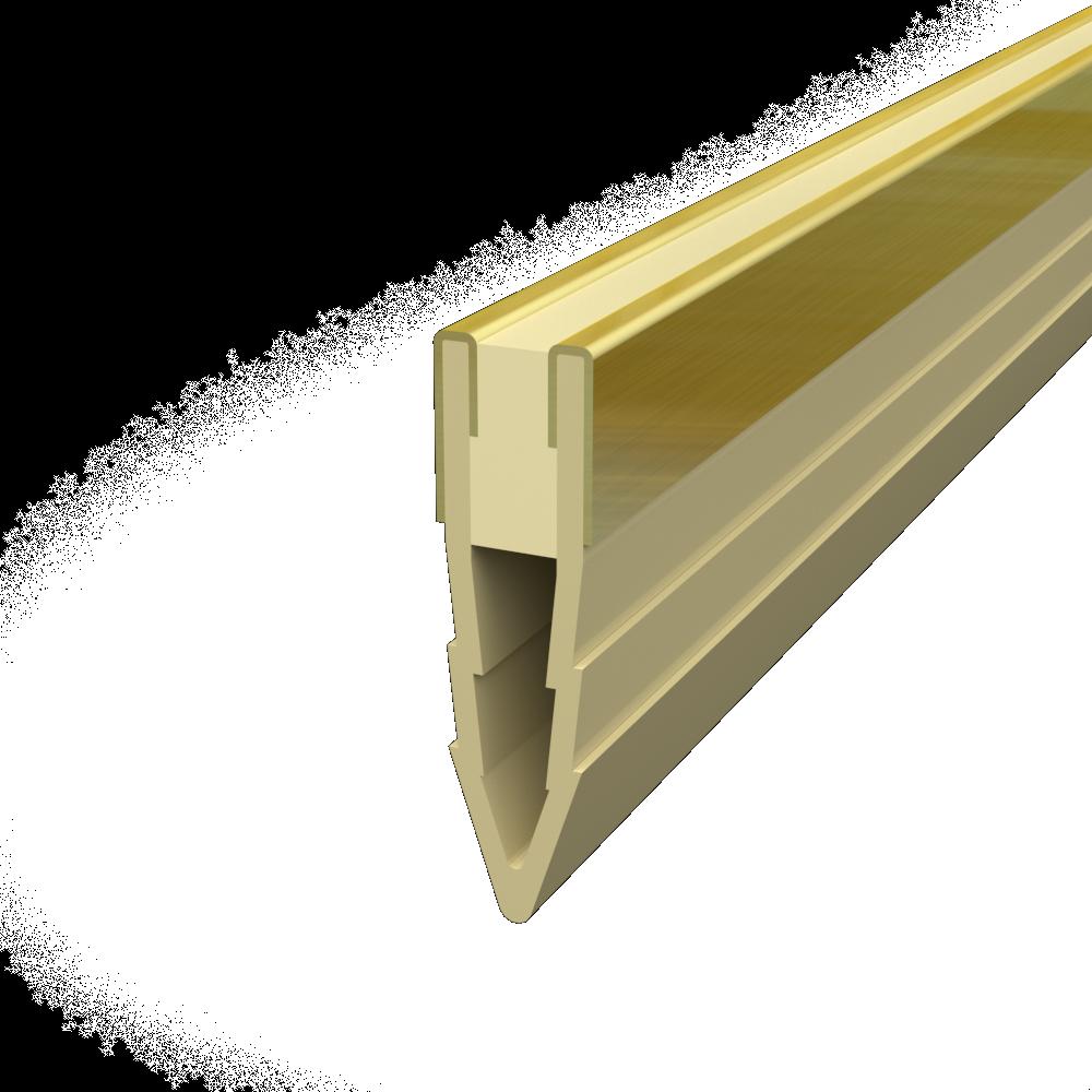 Joints de fractionnement laiton avec capots
