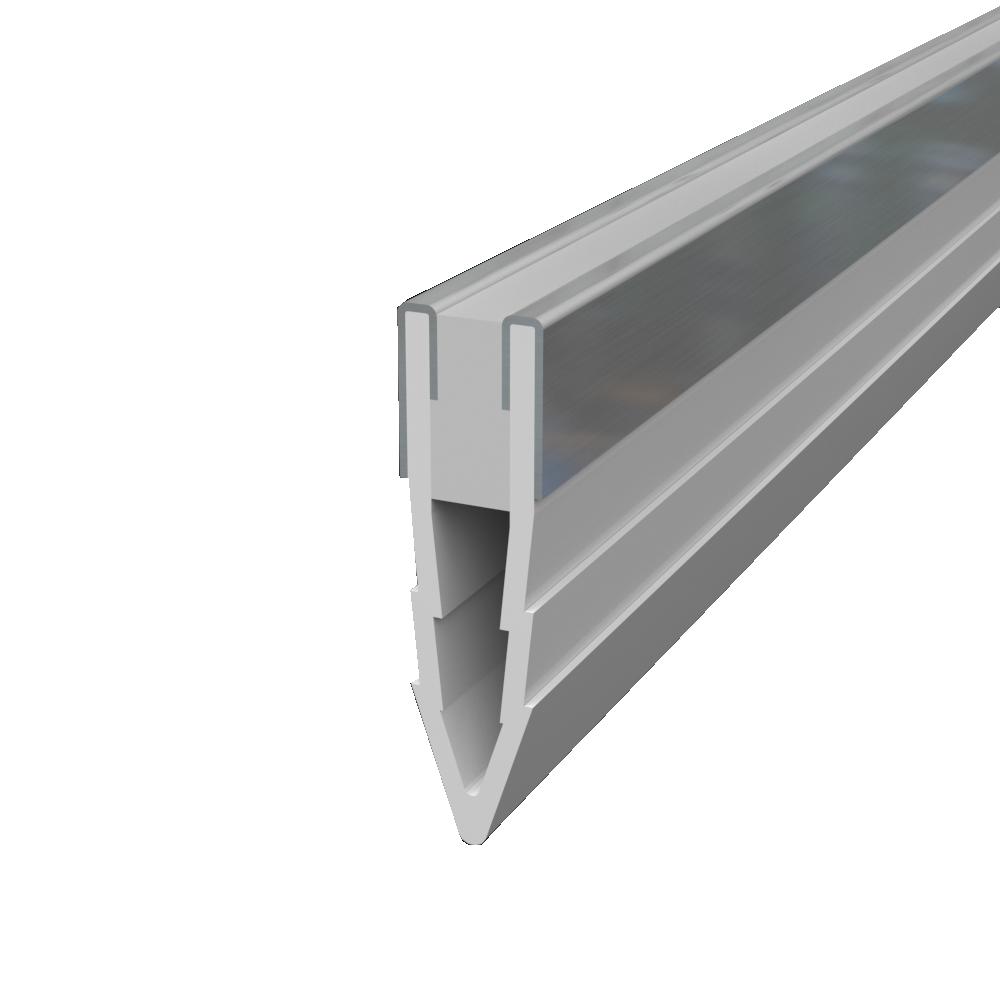 Joints de fractionnement PVC avec capot