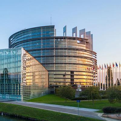 LE PARLEMENT EUROPÉEN – STRASBOURG – FRANCE