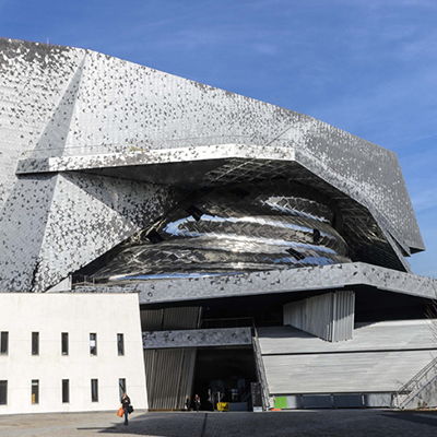 LA PHILHARMONIE DE PARIS – FRANCE