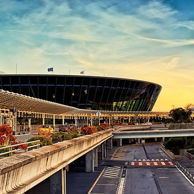 AÉROPORT DE NICE – FRANCE