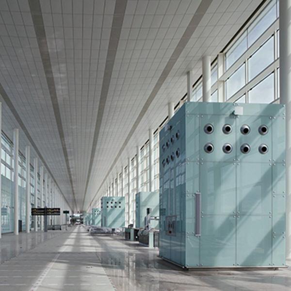 BARCELONA AIRPORT – SPAIN