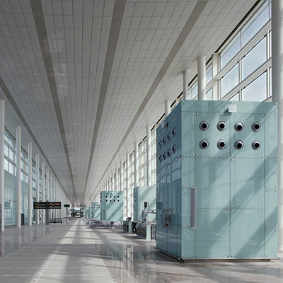 AÉROPORT DE BARCELONE – ESPAGNE