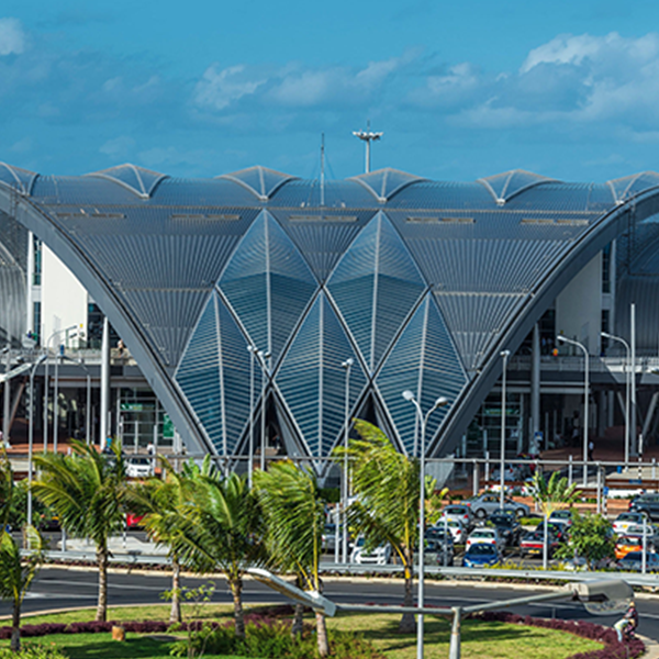 SIR SEEWOOSAGUR RAMGOOLAM AIRPORT – MAURITIUS ISLAND