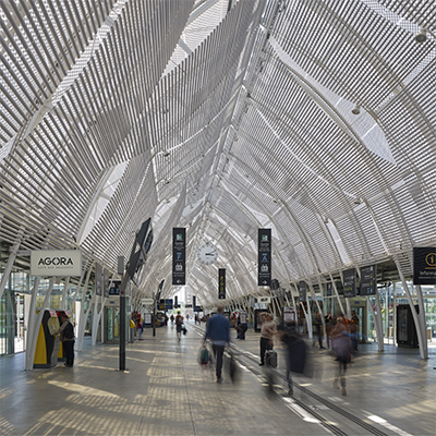 GARE SAINT ROCH DE MONTPELLIER – FRANCE