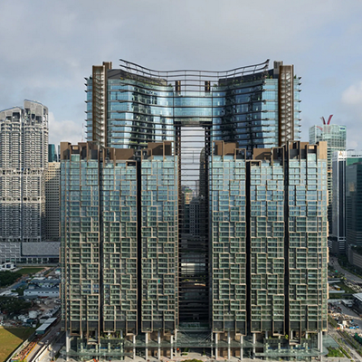 MARINA ONE – SINGAPOUR