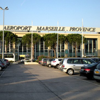 PARKING AÉROPORT MARSEILLE PROVENCE – FRANCE