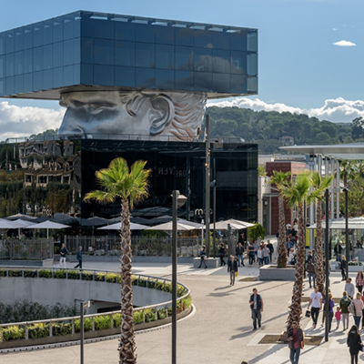 SHOPPING CENTER POLYGON RIVIERA – CAGNES-SUR-MER – FRANCE