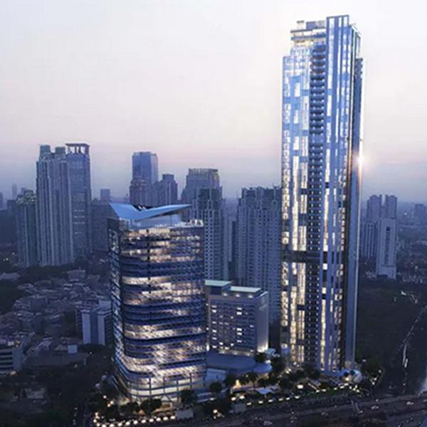 SAINT REGIS HOTEL – INDONESIA